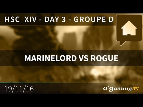 MarineLorD vs Rogue TvZ - Day 3 Groupe D - HSC XIV - StarCraft II