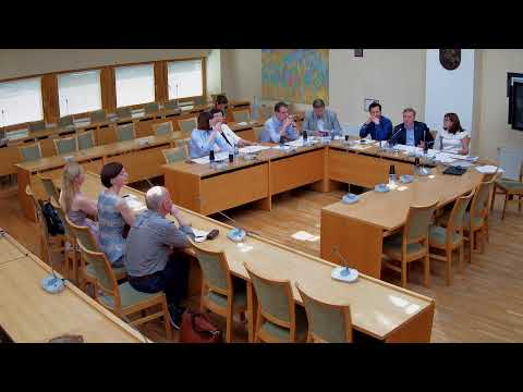 2019-06-12 Kultūros komiteto posėdis