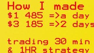 1 hour binary options,30 minutes binary options strategy 76 - 95% Winning (100% profit guaranteed )