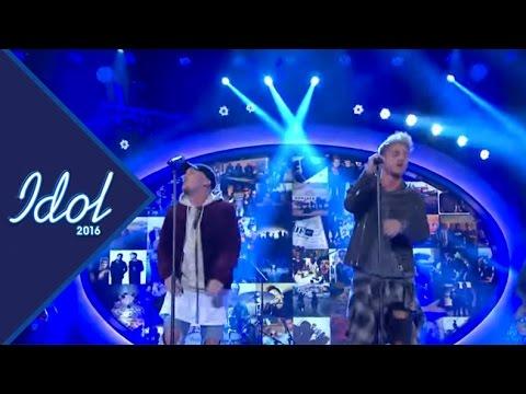 Norlie & KKV - Alla våra låtar (Live - Idol 2016 )- Idol Sverige (TV4)