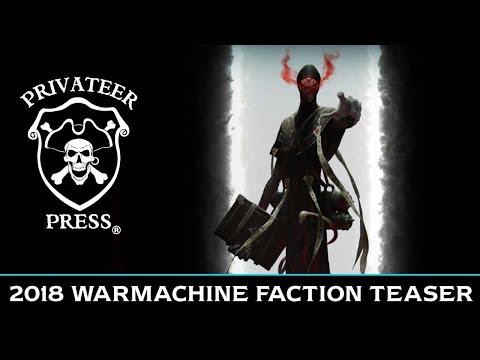 WARMACHINE Faction Teaser 2018