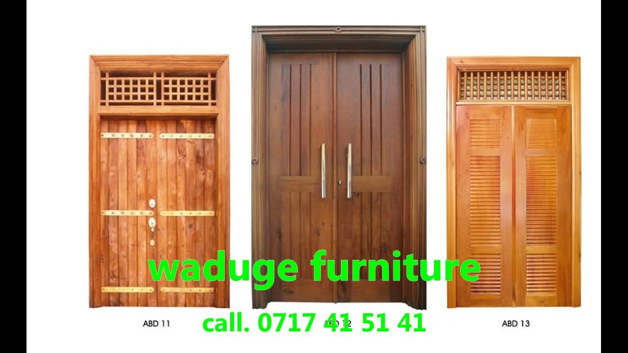 18 Sri Lanka Waduge Furniture Doors And Windows Work In