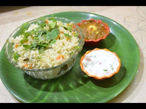 WHITE BRINJI RECIPE | VEGETABLE WHITE BRINJI RICE WITH COCONUT MILK
