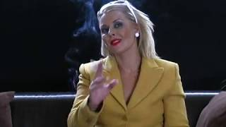 First FutureSmoke.com Casting/Audition Smoking Fetish Footage of Carol!