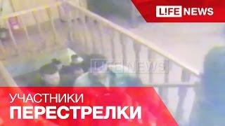 Участников крупной перестрелки в центре Москвы ищут по видео с камер