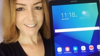 Samsung Galaxy Tab S3 review + how to