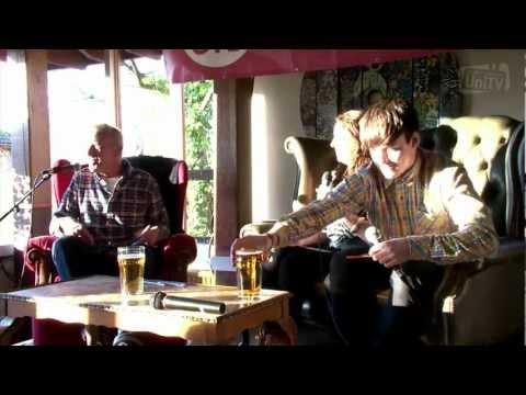URF interviews Fatboy Slim (Coverage by UniTV, University of Sussex)