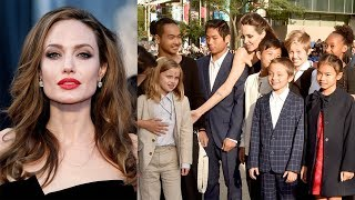 Angelina Jolie Just Proved What Kind Of Mom She Is – By Ta...