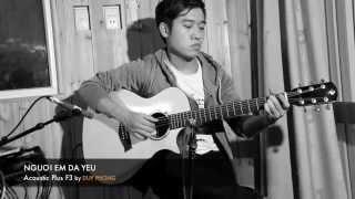 Duy Phong- Người Em Đã Yêu - Acoustic Plus F3