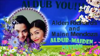 God Gave Me You - Alden Richards & Maine Mendoza