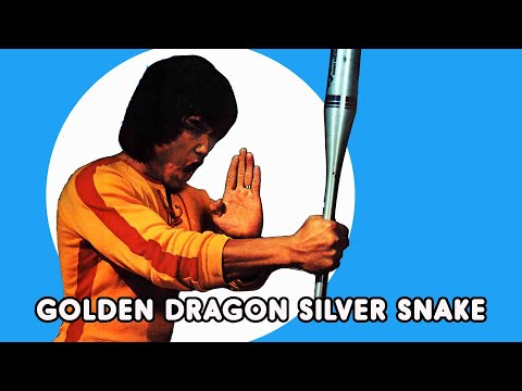 Wu Tang Collection - Golden Dragon Silver Snake