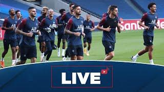 🎙Conférence de presse et entraînement veille de Finale de Champions League 🔴🔵