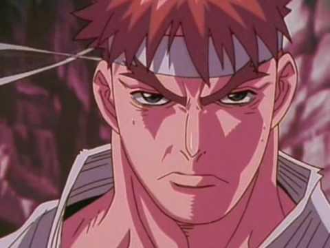 Street Fighter 4 Ryu And Ken Street Fighter Alpha Three
