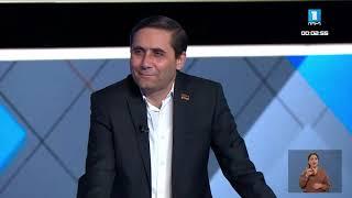 «Հայաստանն ընտրում է» նախընտրական երկրորդ մեծ բանավեճը  ՈՒՂԻՂ