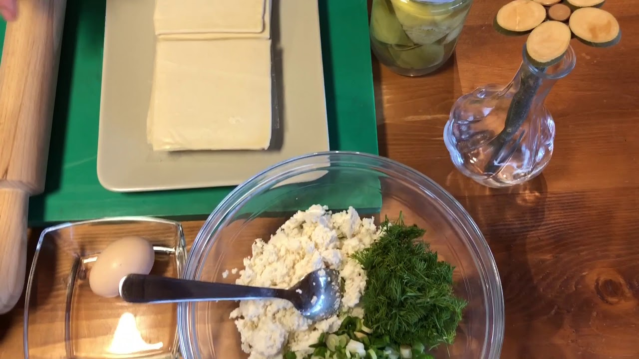 Enginarlı Tulum Peynirli Börek