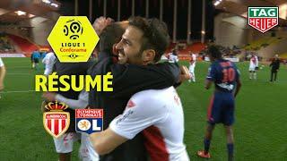 AS Monaco - Olympique Lyonnais ( 2-0 ) - Résumé - (ASM - OL) / 2018-19