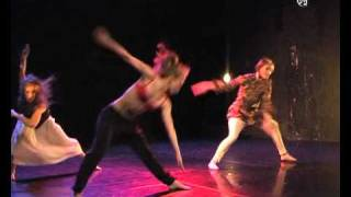 Contemporary dance Компания МАТИСС