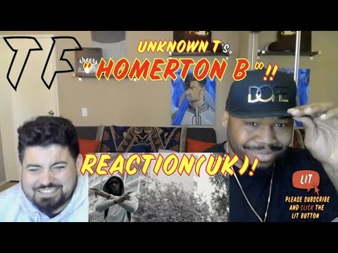 Is Homerton B The Hood? | Unknown T - Homerton B [GRM Daily] | TF Reaction