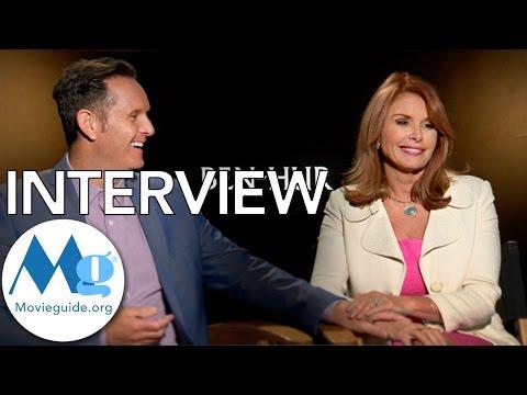 BEN-HUR Interviews: Mark Burnett & Roma Downey