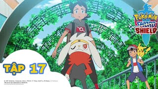 Anime Pokemon Sword and Shield Episode 17 Preview