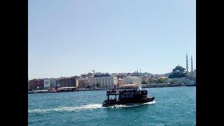 РашенТезис.Турция 2.Путешествия по Мраморному морю / Видео
