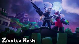 Roblox mit Freund nico cja in Zombie-Rush Teil 4