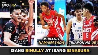 Dalawang Player ng UE noon naging Champion na Ngayon! | Fran Yu and Bonbon Batiller Story