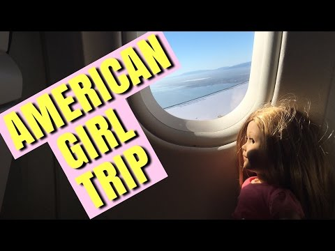 American Girl Doll Flys To Surprise City