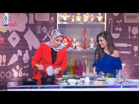 بتحلى الحياة –  فقرة الطبخ مع الشيف فاتنة ضاهر –Shrimp and Noodles Salad  - 18:57-2019 / 2 / 21