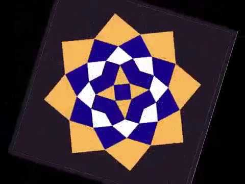 mosaicos geométricos youtube