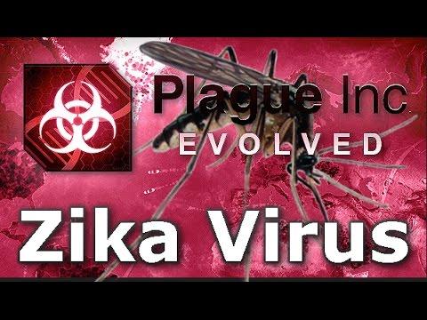 Plague Inc. Custom Scenarios - Zika Virus