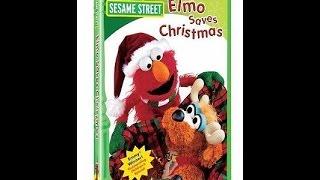 Previews From Elmo Saves Christmas 2008 DVD