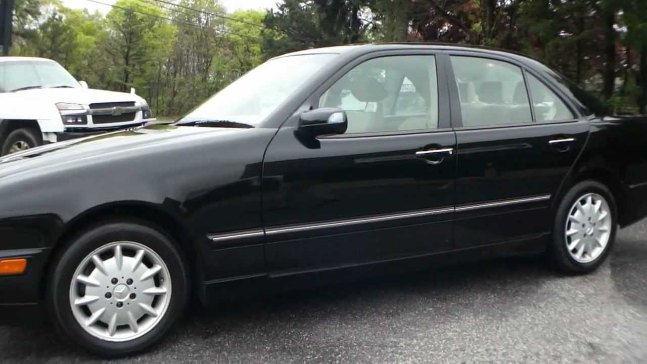 2001 mercedes benz e320 review youtube
