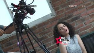 Wizzy Bercerita Tentang Pengalamannya di The Remix 2016