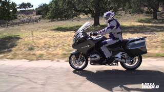 BMW R1200RT - BEST SPORT-TOURING BIKE of 2014