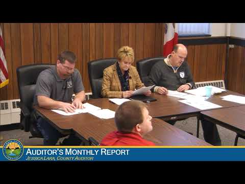 Hardin County Board of Supervisors Meeting 12-5-2018