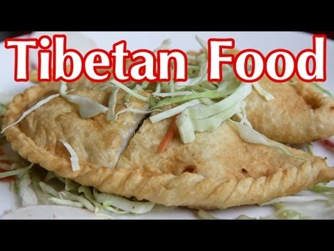 Tibetan Food in Gangtok, India (Taste of Tibet Restaurant)
