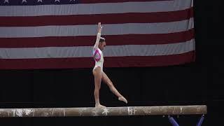 Kailin Chio - Balance Beam – 2018 U.S. Gymnastics Championships – Junior Women Day 1