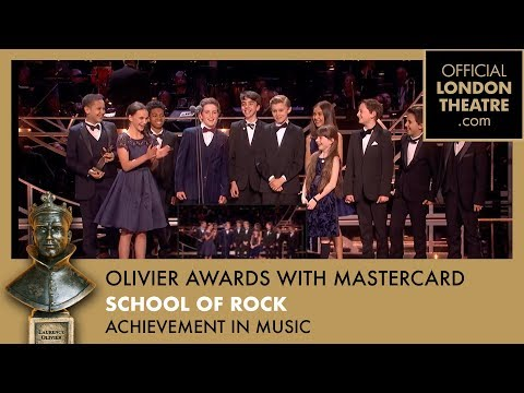 School of Rock wins Outstanding Achievement in Music Award