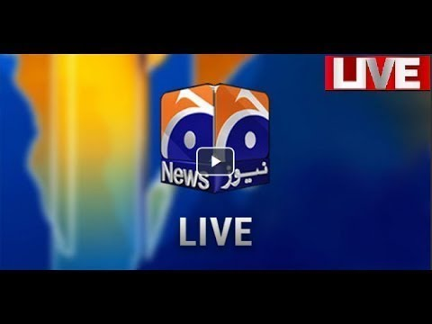 LIVE GEO NEWS - GENERAL ELECTION 2018 RESULTS