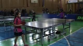 настольный теннис Одесса, 29.12.2018, Колтун Vs Кривошея