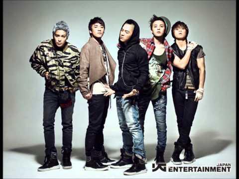 BIGBANG - Love Club W/ Lyrics