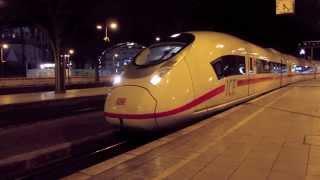 Doppeltraktion des ICE Velaro- D Abfahrt in Köln HBF (2015)