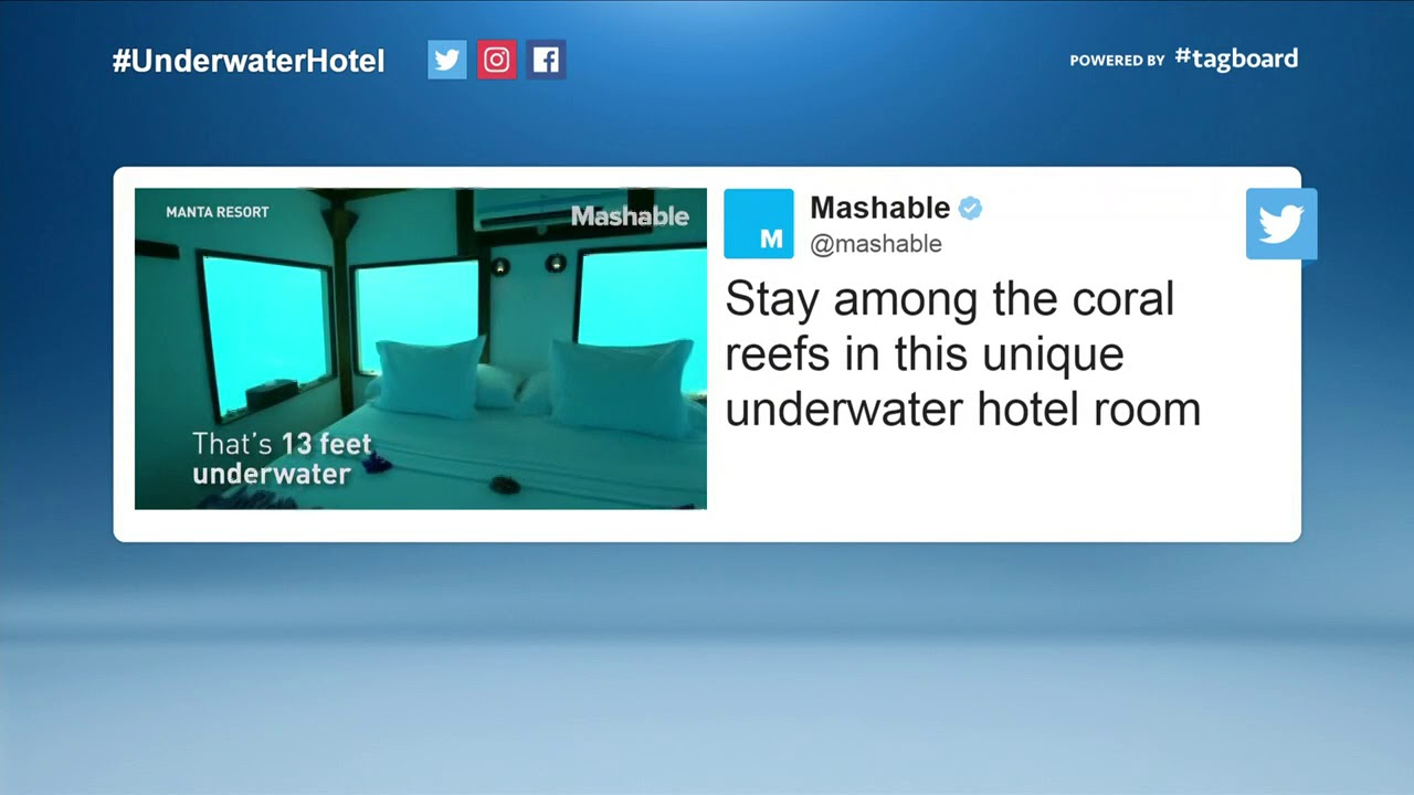 Underwater Hotel In Africa Making Jaws Drop