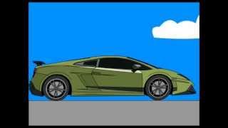 La carrera del Siglo (Animación Flash) - The Great Race (Flash Animation)