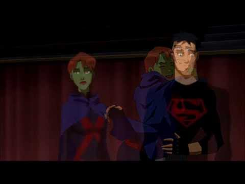 Miss Martian & SuperBoy Getting Back Together - YouTube