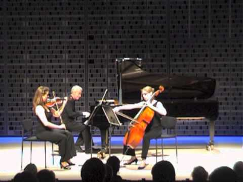 The Backman Trio: Ireland, Bergman, Rachmaninoff