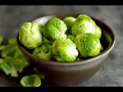 Как приготовить брюссельскую капусту? — просто и вкусно👍Лучший рецепт!