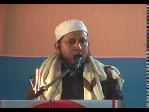 Mufti Affan Mansoorpuri in Shaikhul Hind Conference-2013
