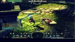 Dragon Nest Мечник Vs Паладин (pvp)
